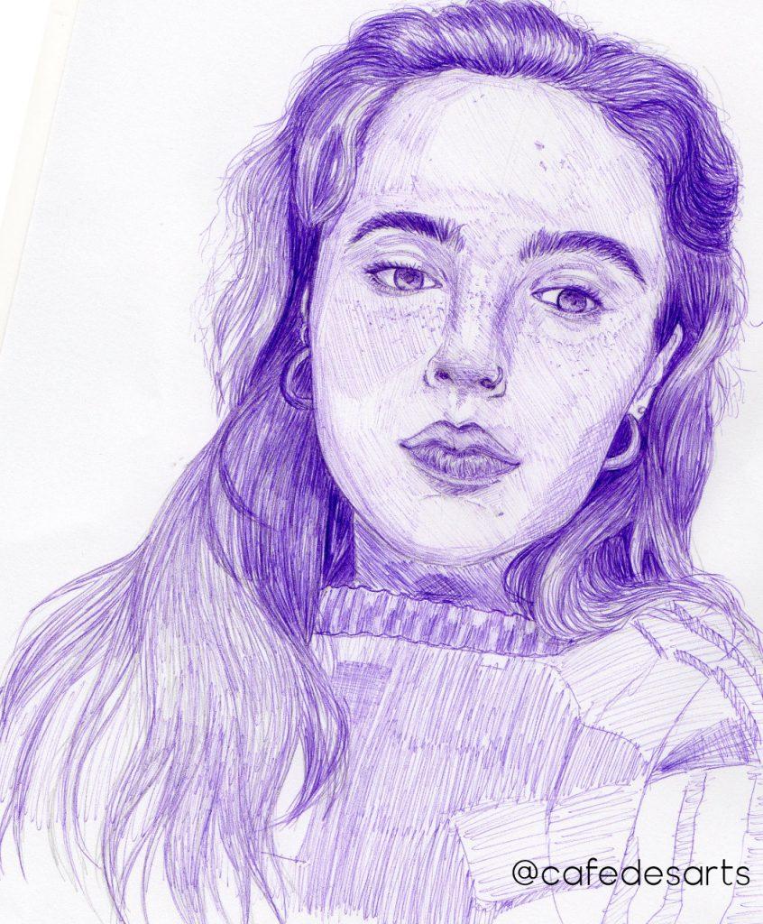 tuto dessin portrait